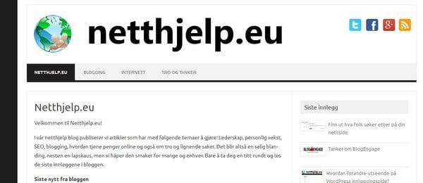 nytt design netthjelp eu