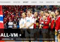 Håndball VM 2013 live på nettet