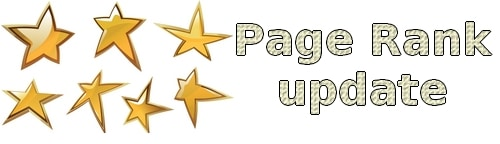 Page Rank update