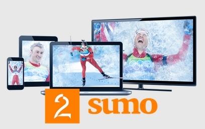 Vinter OL pa TV2 Sumo