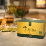 Organisk grønn te