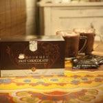 Organisk varm sjokolade