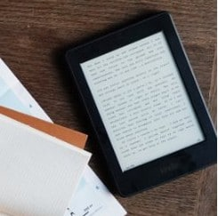 Kindle eller Kindle Paperwhite