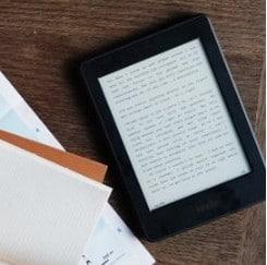 Kindle eller Kindle Paperwhite