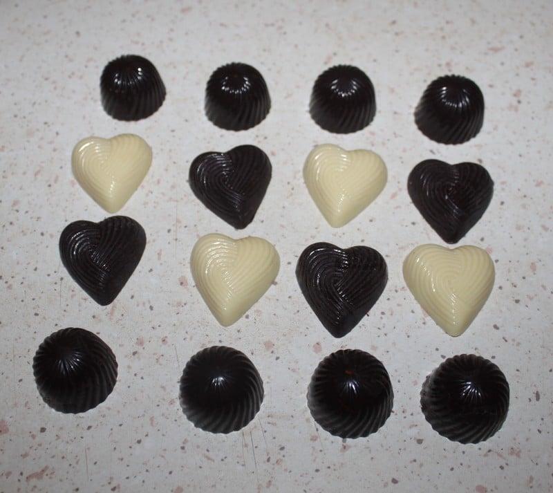 Min egen sjokolade