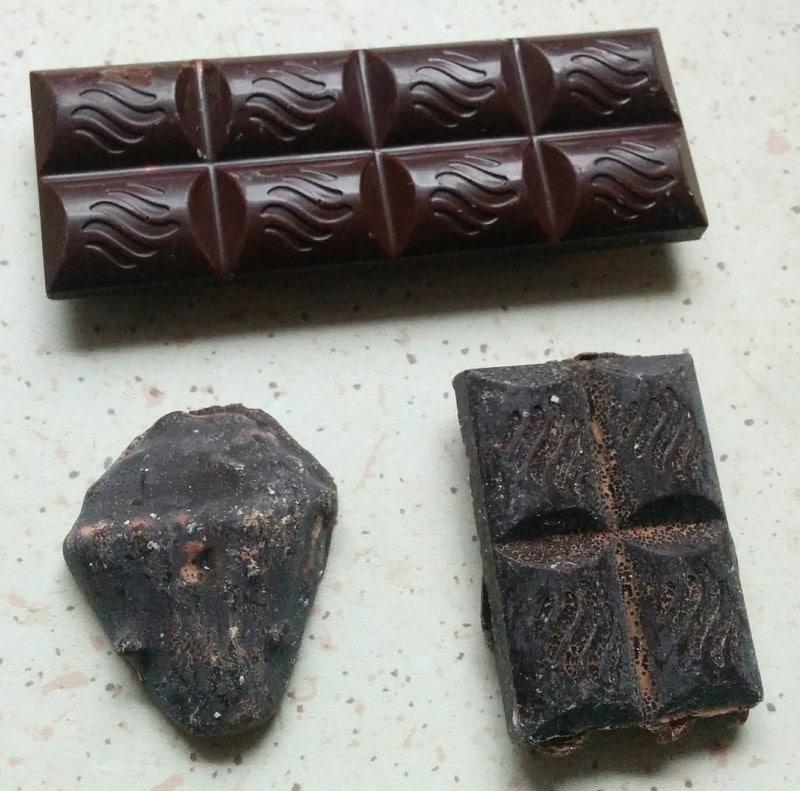 Riktig temperert sjokolade