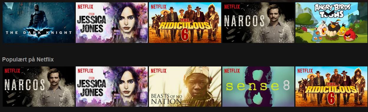 Netflix ekspansjon