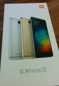 Redmi Note 3 omtale