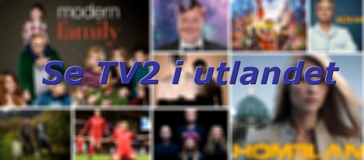 se tv2 i utlandet
