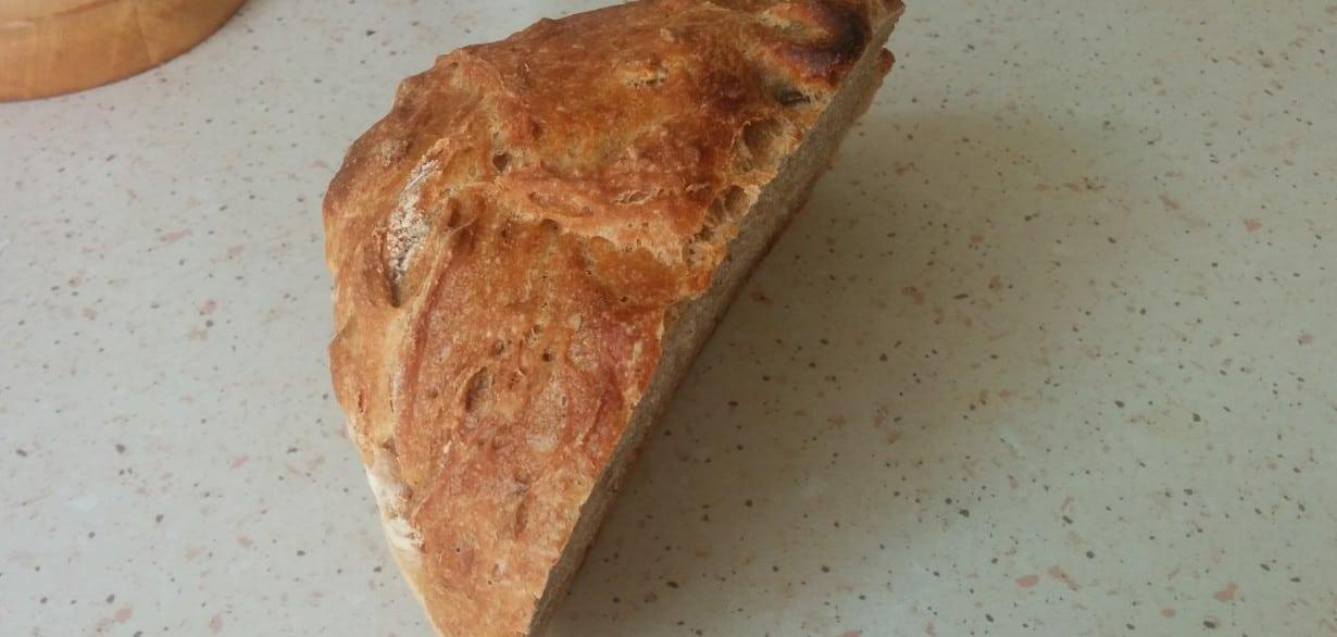 Eltefritt brød i varmluftsovn
