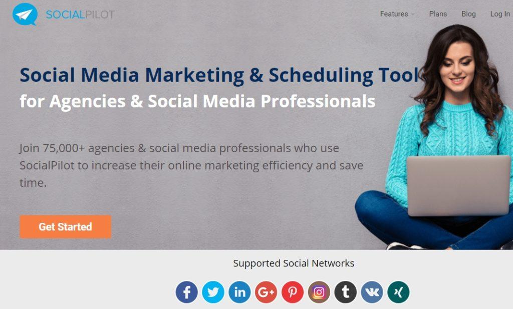 Hva er SocialPilot