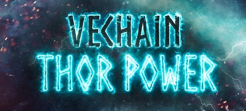 VeChain Thor Power