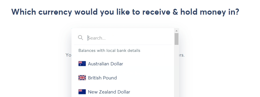 Bankkontoer i Australia, England og New Zealand med TransferWise